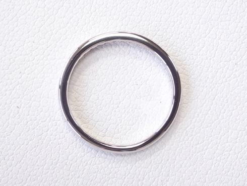 外れなくなったティファニーの結婚指輪の修理 11
