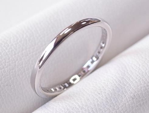 外れなくなったティファニーの結婚指輪の修理 13
