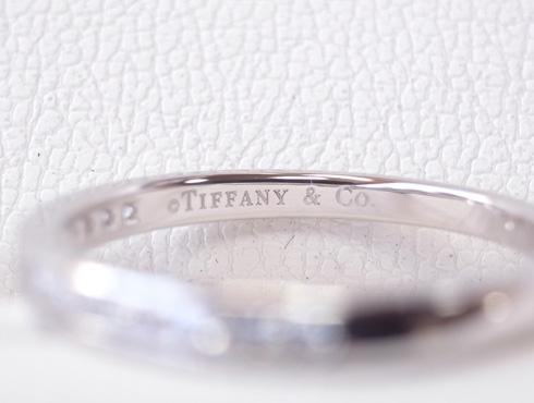 外れなくなったティファニーの結婚指輪の修理 15