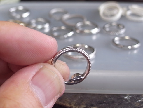 指輪のキャスト上がり02