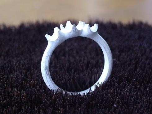 指輪のキャスト上がり05
