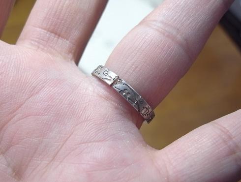 外れなくなった指輪の切断