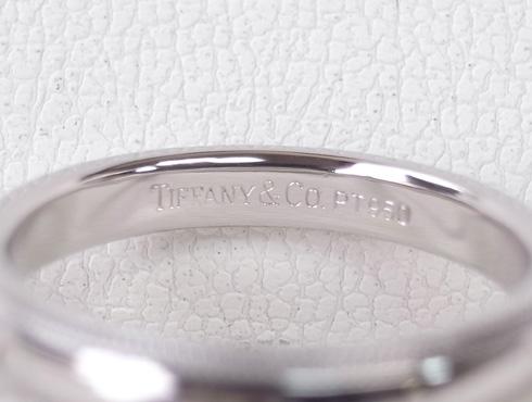 ティファニーのクラシックミルグレイン (結婚指輪)のサイズ直し 19