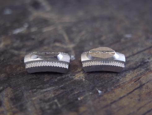 ティファニーのクラシックミルグレイン (結婚指輪)のサイズ直し 06
