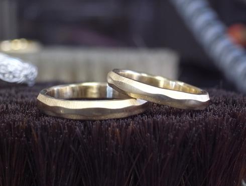 急ぎの結婚指輪 02