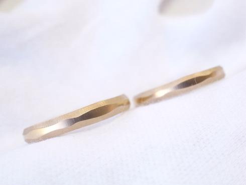 急ぎの結婚指輪 04