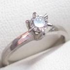 譲り受けた婚約指輪をサイズ直しする