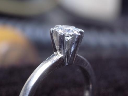 譲り受けた婚約指輪をサイズ直しする 05