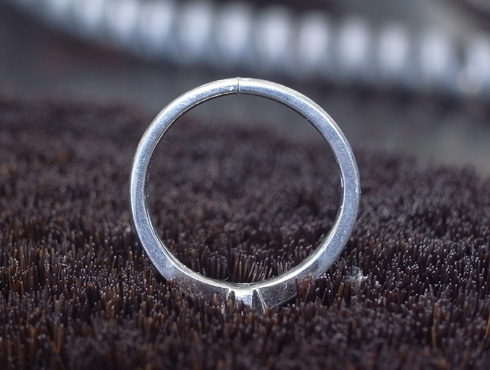 譲り受けた婚約指輪をサイズ直しする 08