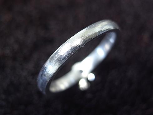 譲り受けた婚約指輪をサイズ直しする 10