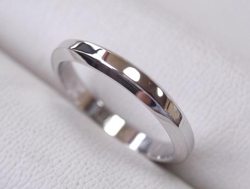 外れなくなったカルティエの結婚指輪 切断とサイズ伸ばし 13