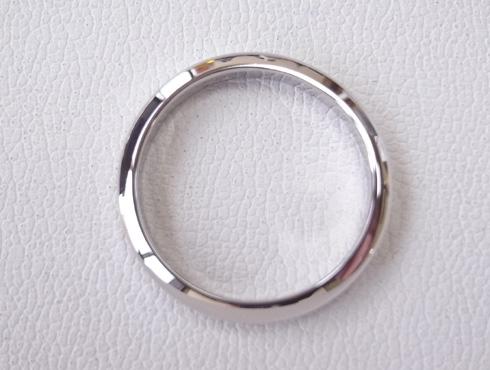 外れなくなったカルティエの結婚指輪 切断とサイズ伸ばし 15