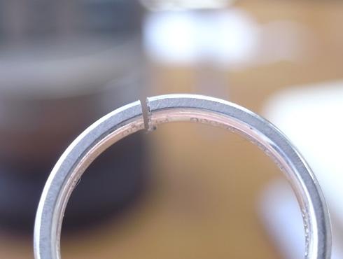 外れなくなった指輪の切断方法 12